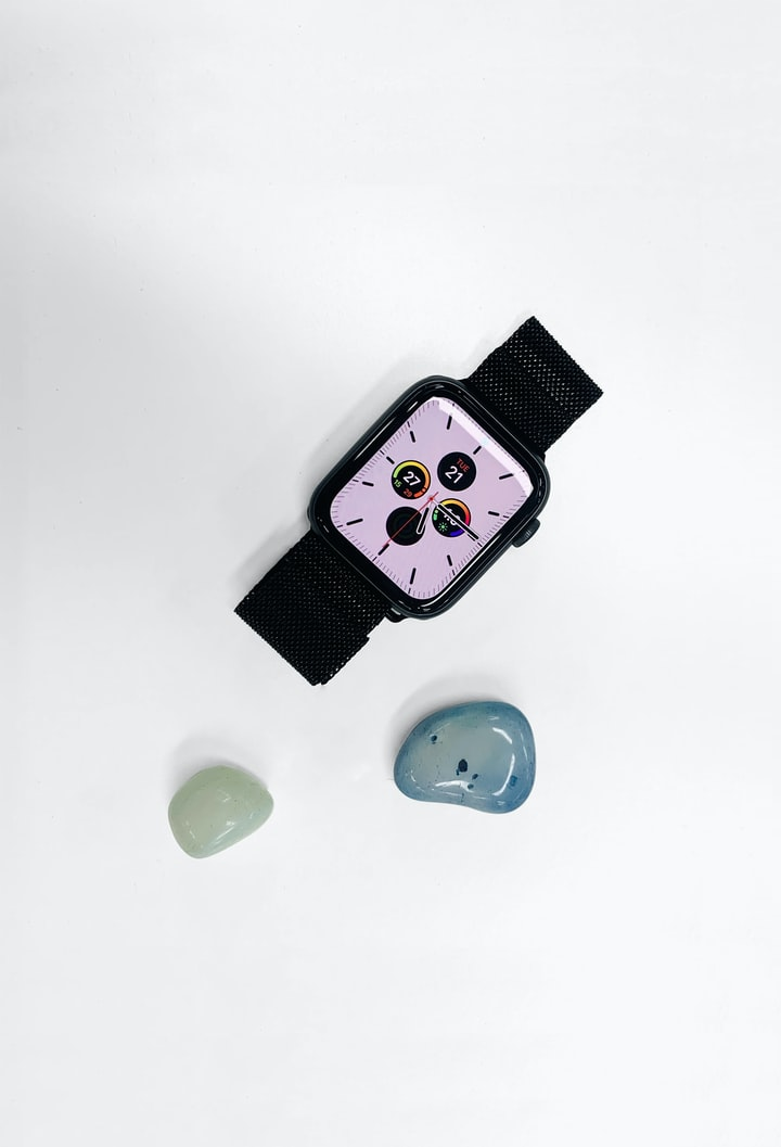 My Simple Review Of  The 2020 Apple Watch Series 6.