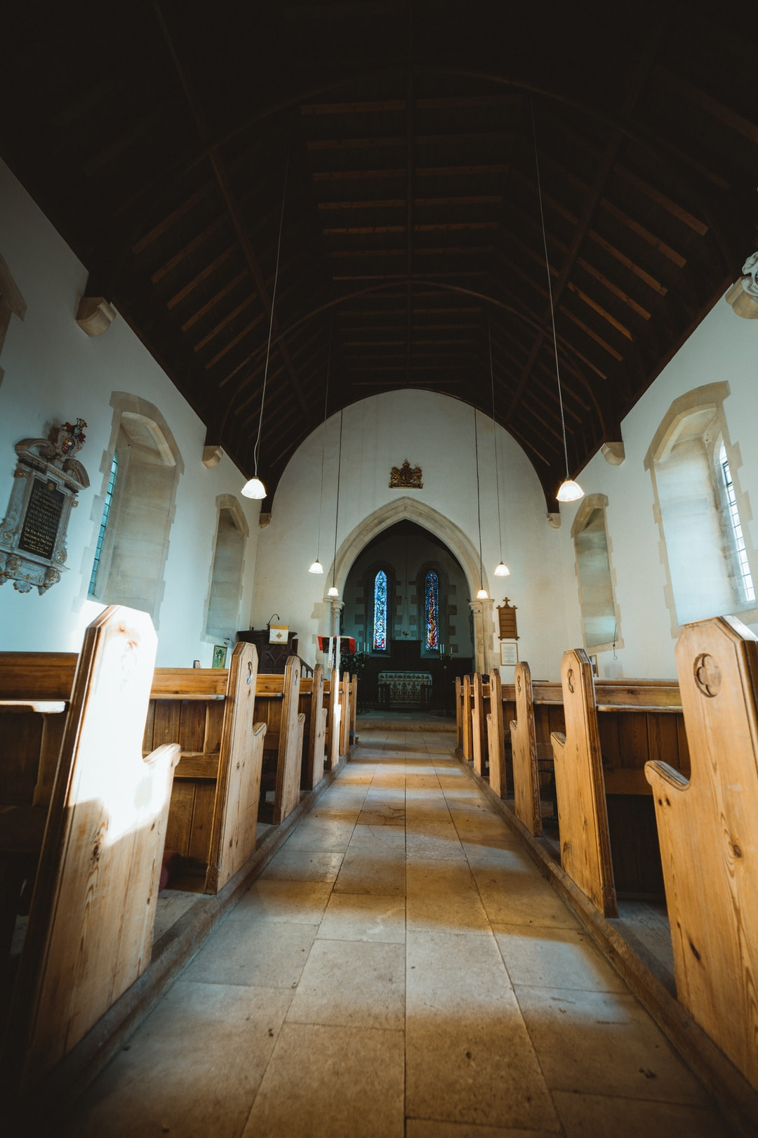Small local church