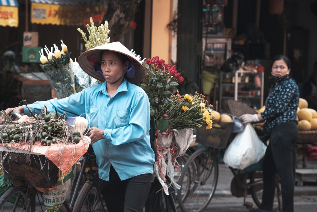 #flower #sale #street #photo #vietnam - unsplash