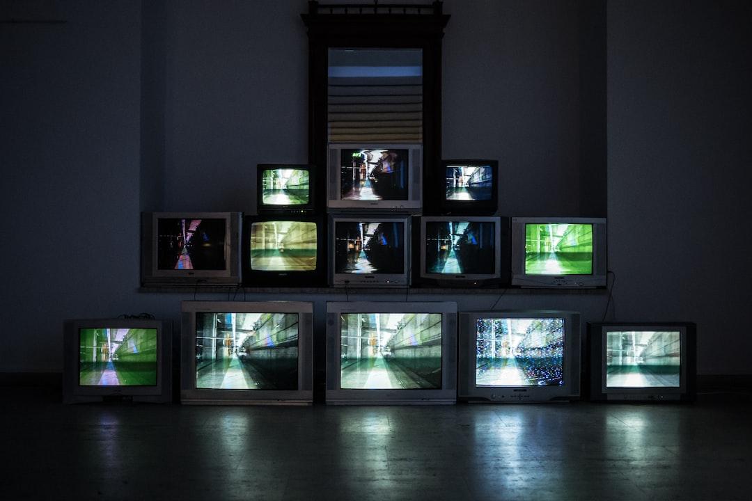"Opening night of ""TV WALL digital to analog"" exhibition in art gallery Scheier, Croatia (1)"