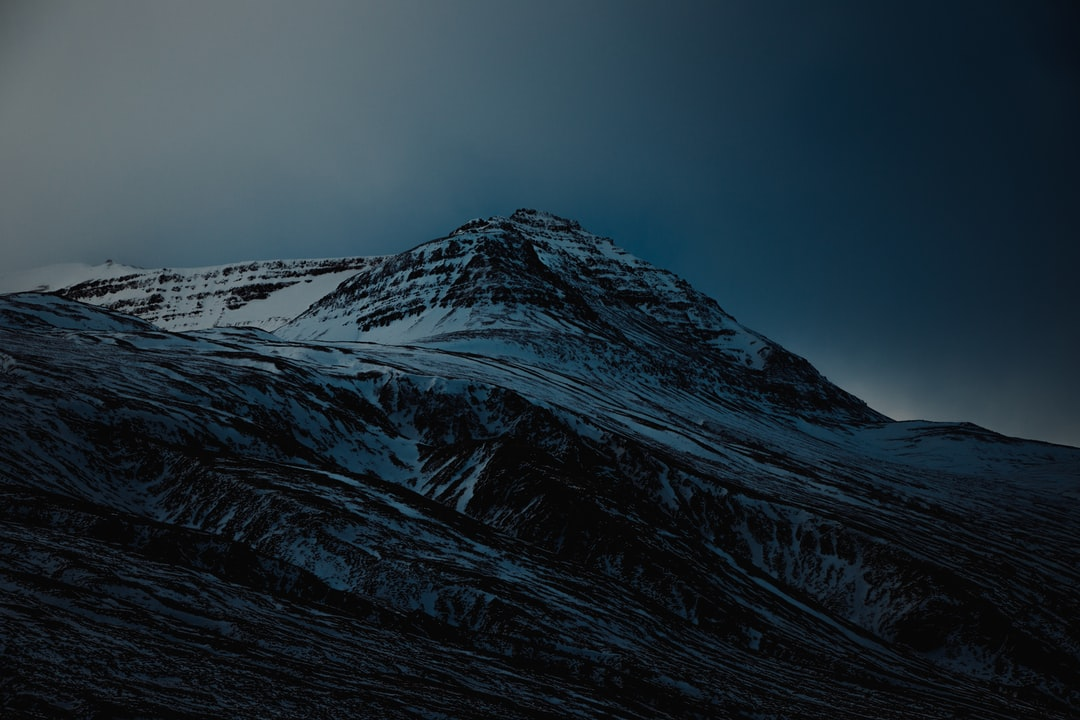 Majesty of Mountain. - unsplash