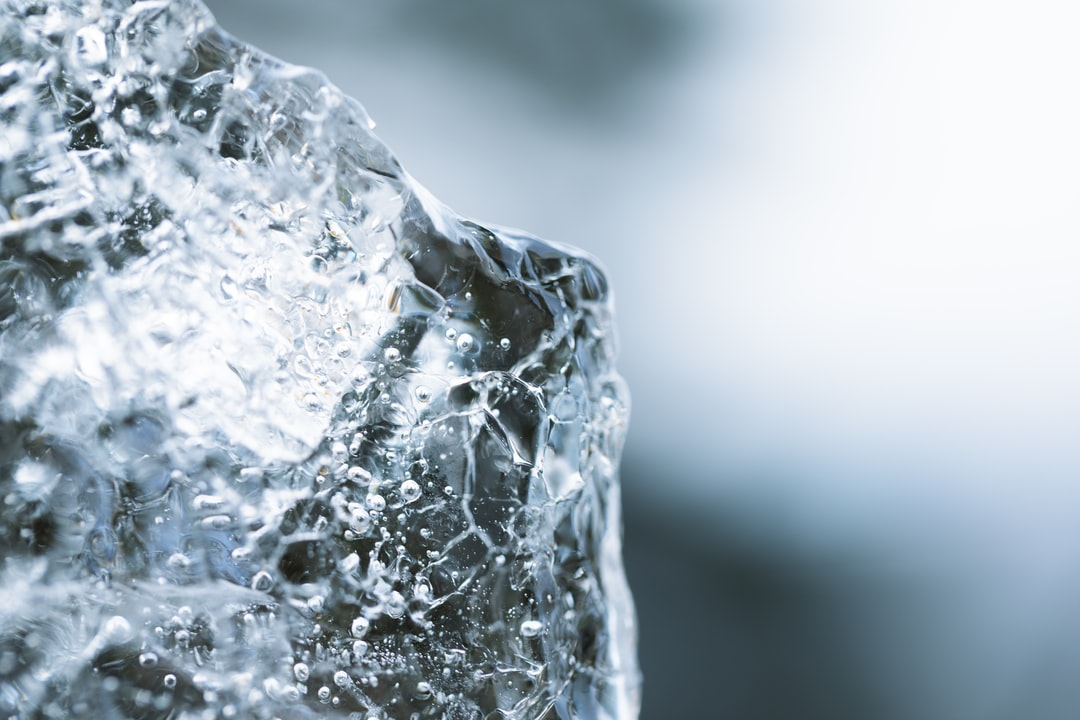 Ice - unsplash