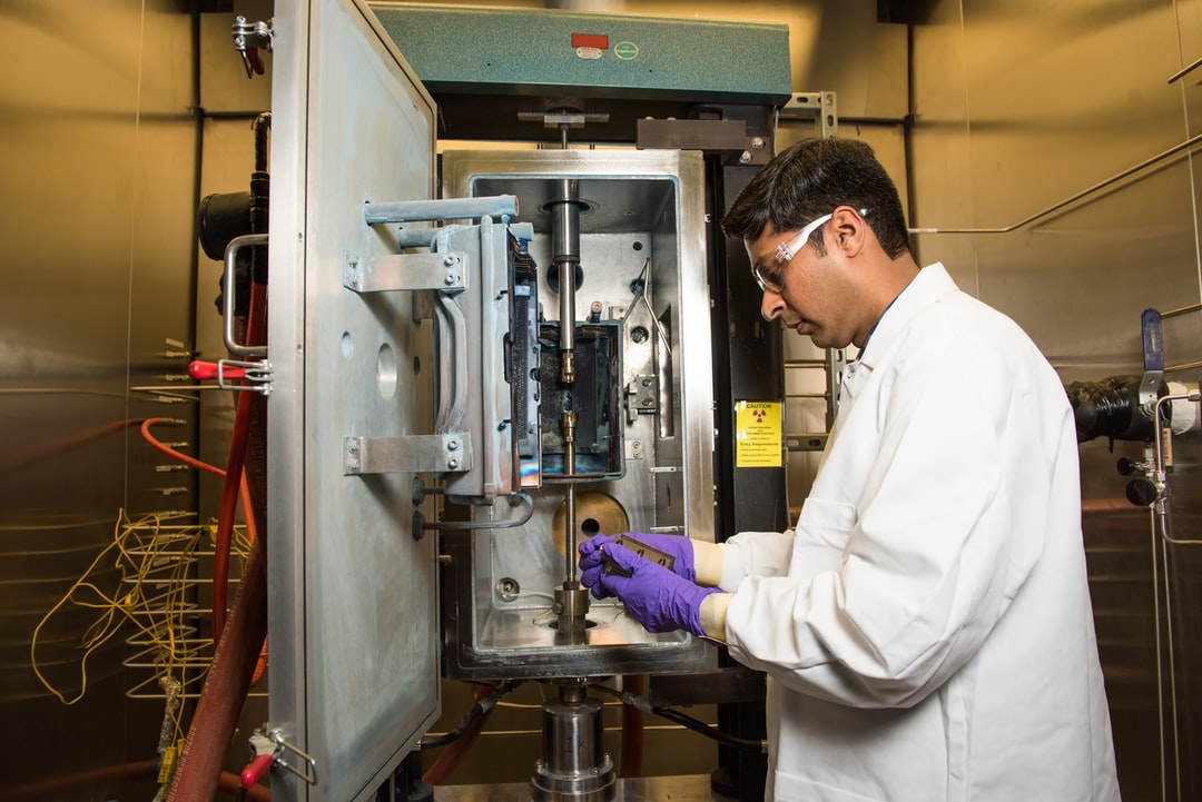 Pacific Northwestern National Laboratory Is Evaluating the Mechanical Properties of Nuclear Materials Using An Instron Tensile Tester With An Atmosphere-Controlled High-Temperature Centorr Furnace. - unsplash