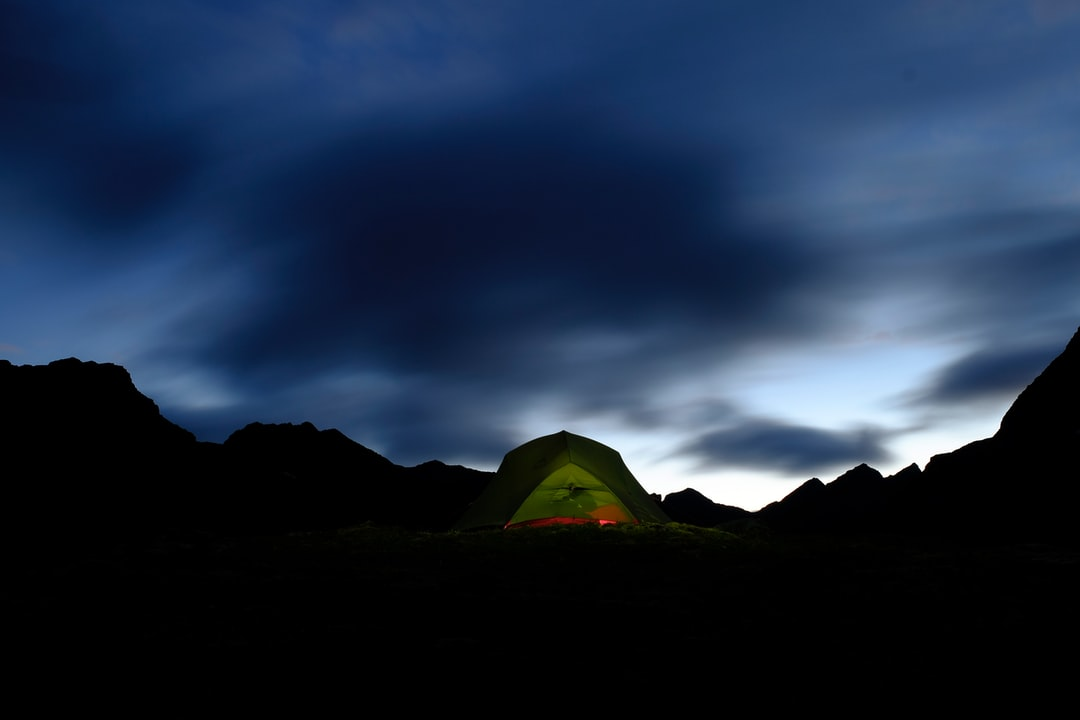 Bivouak On the Top of Lofoten Island - unsplash