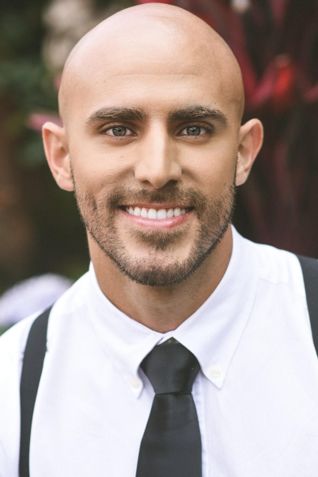 Male Model Actor Headshot