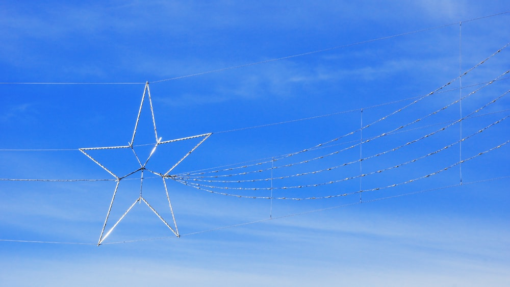 white wind turbine under blue sky during daytime
