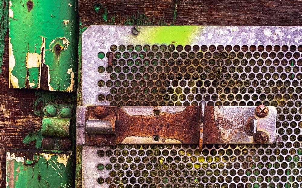 green and brown wooden board