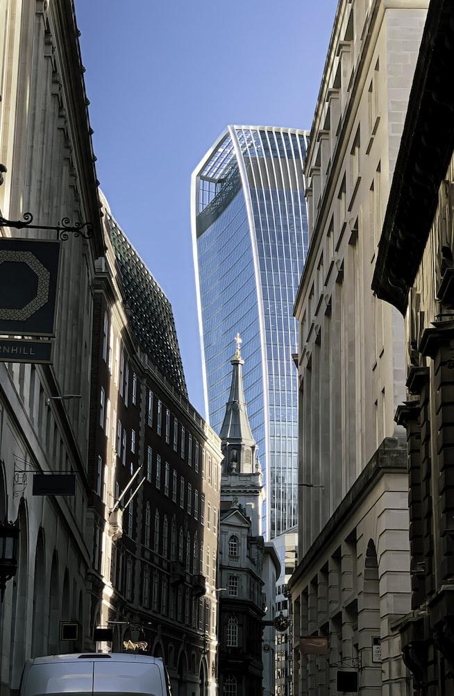20 Fenchurch Street - Walkie Talkie Building