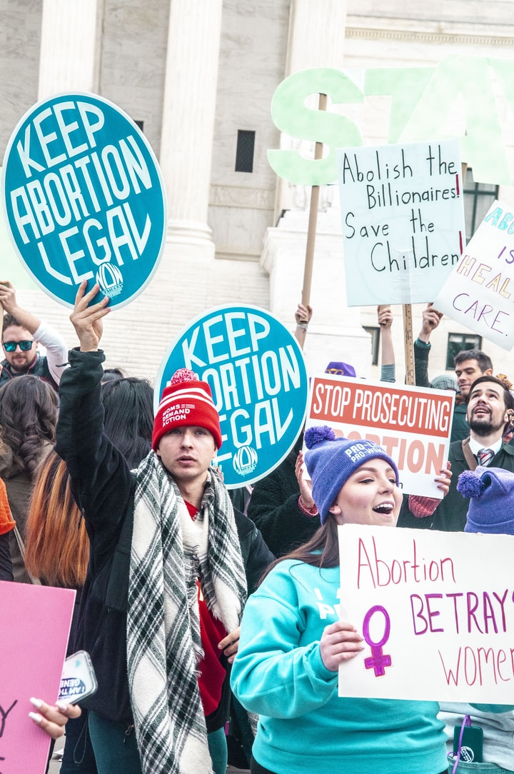 Everything They Don't Tell You About Abortion