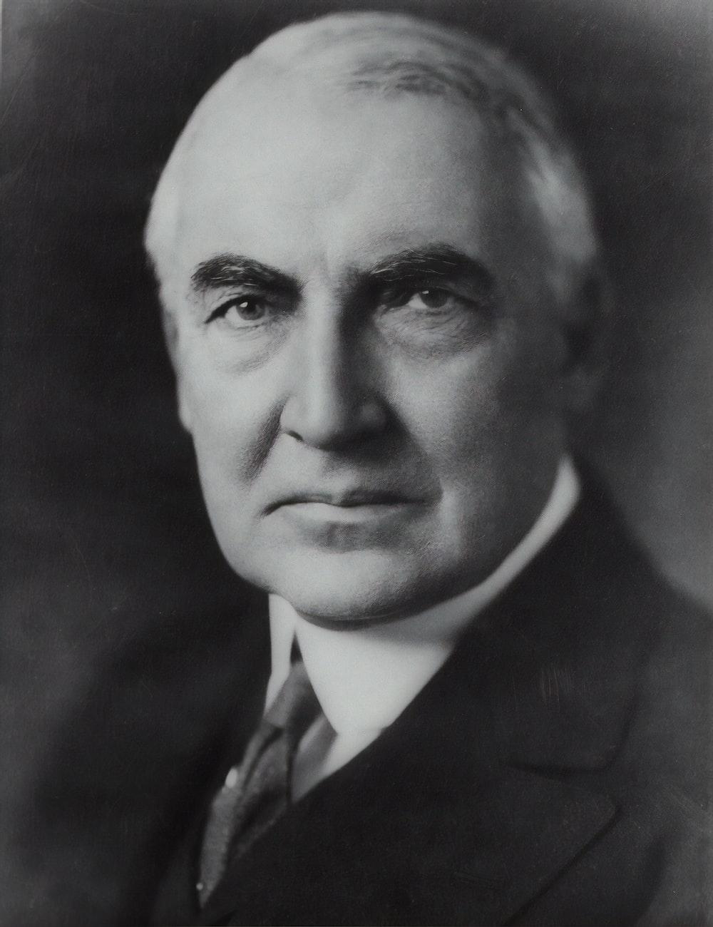 Senator Warren G. Harding