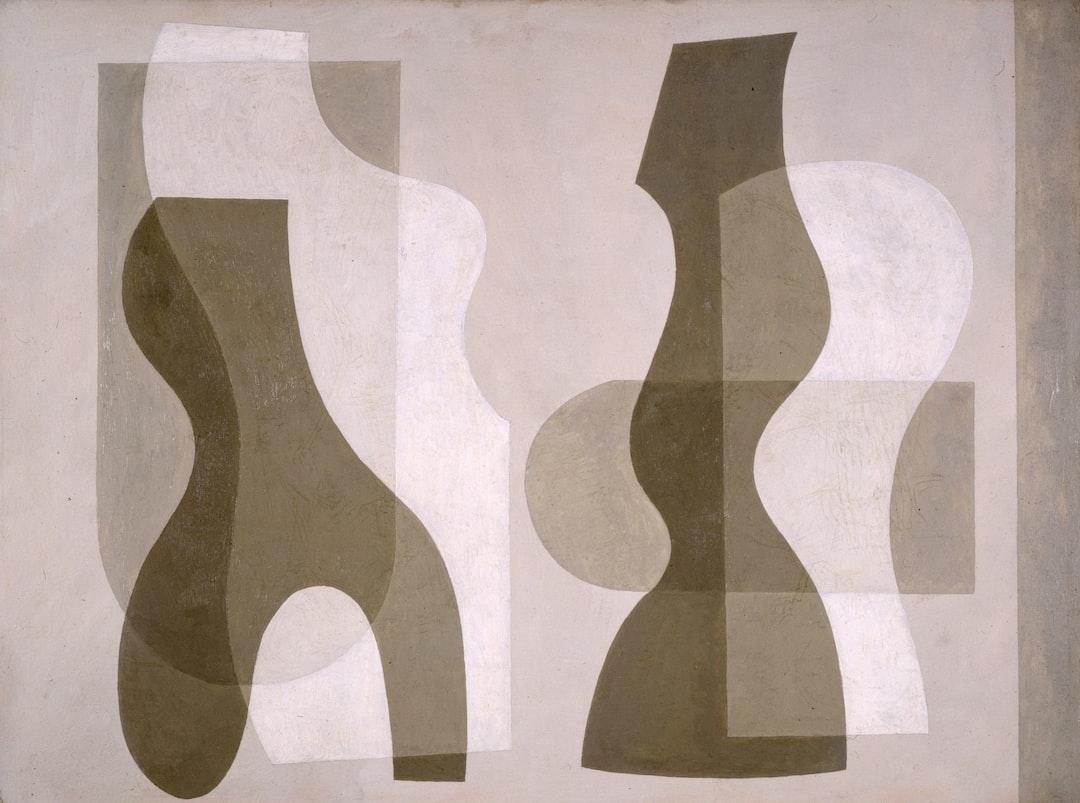 Superimposed Forms, 1938. Artist: Jessica Dismorr d. 1939