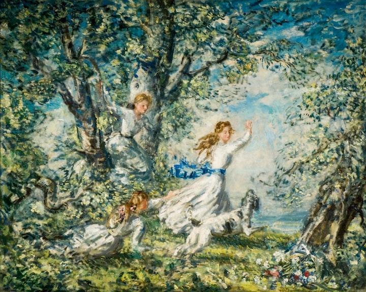Art Movements Diary: Impressionism