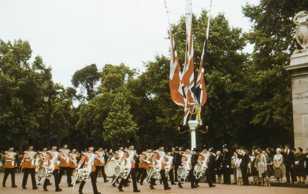 1965, The Opening of Parliament, Queens royal procession