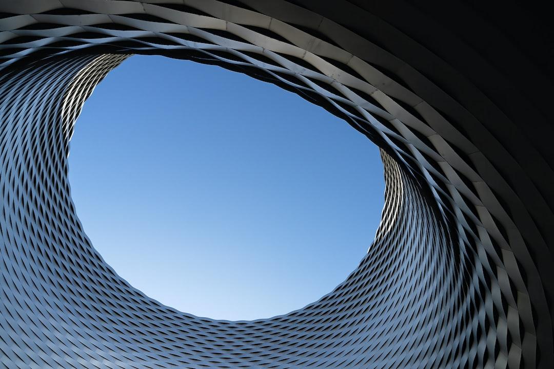 Architectonical Eye - unsplash