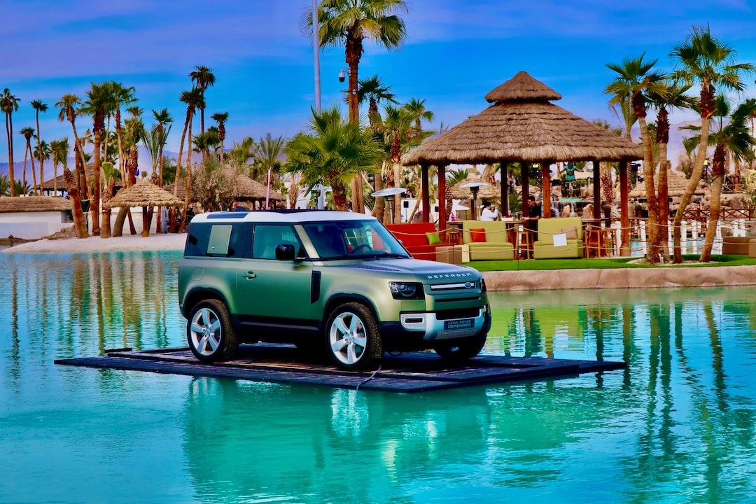 Land Rover 4xFAR Festival