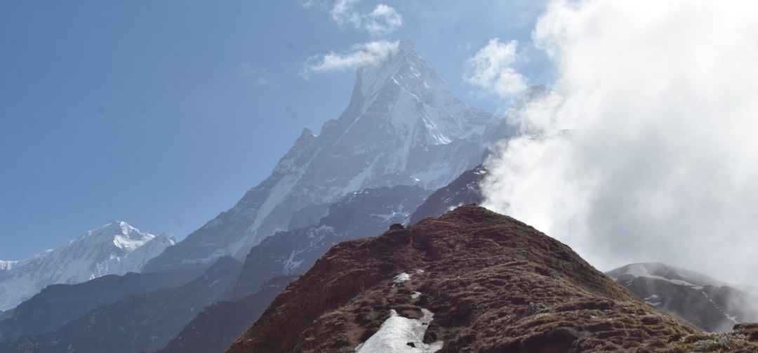 You can reach to close of Mount Fishtail in Mardi Himal Trek.
