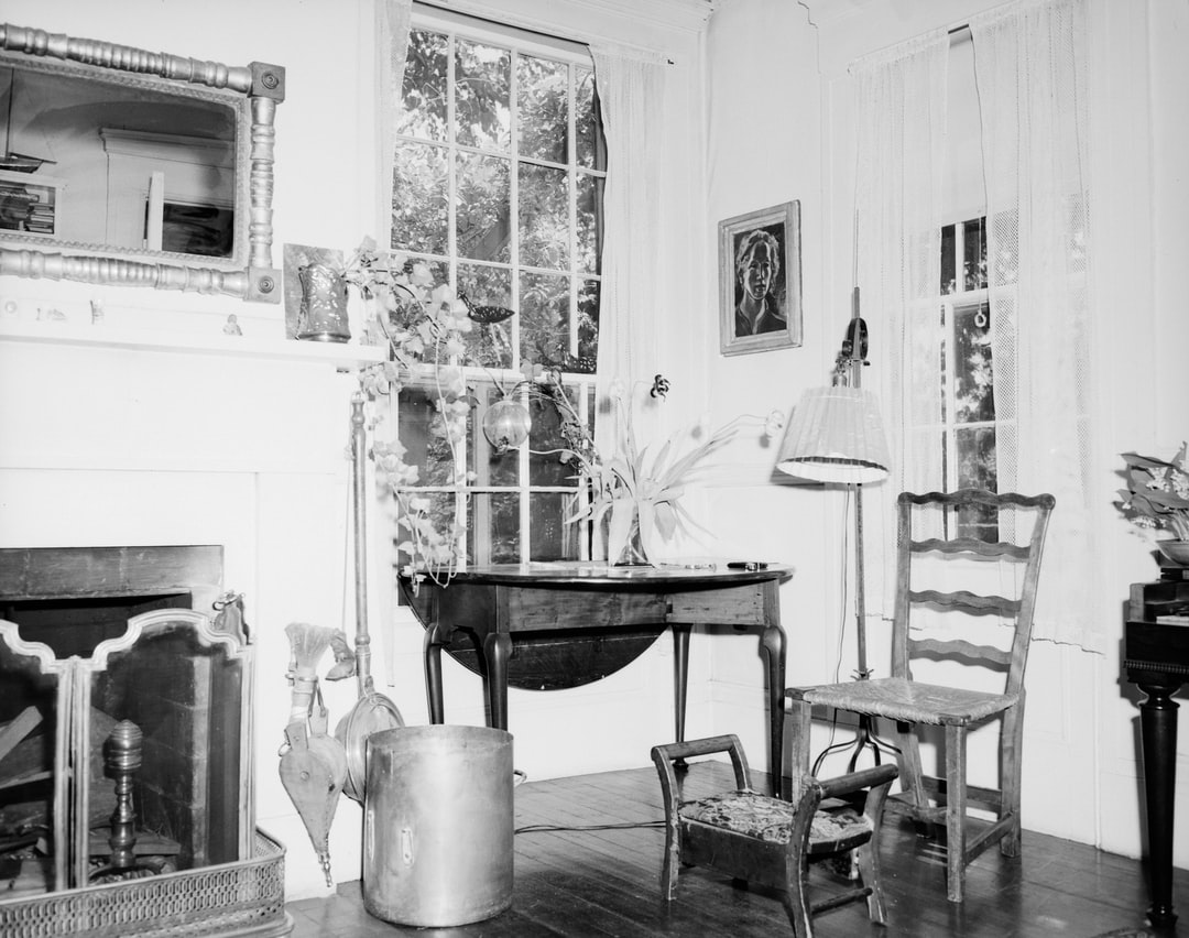 52 Eliot St, Ja. 4-1911. Wisteria flowers. Photographer: Abdalian, Leon H. Date: May 21, 1951 https://ark.digitalcommonwealth.org/ark:/50959/r494w245r  Please visit Digital Commonwealth to view more images: https://www.digitalcommonwealth.org.