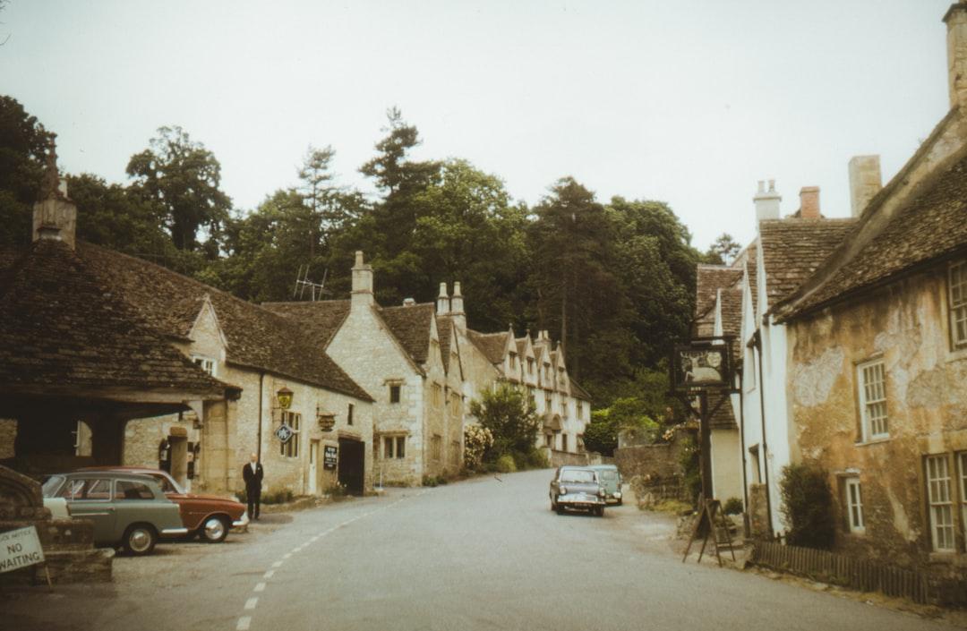 1965 Film Photo of A Quaint English Village , Castle Coombe - unsplash