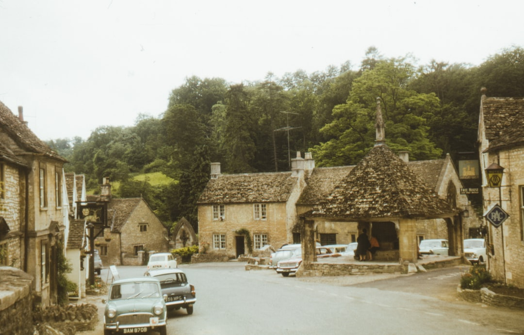 1965 Film Photo of A Quaint English Village , Castle Coombe - unsplash