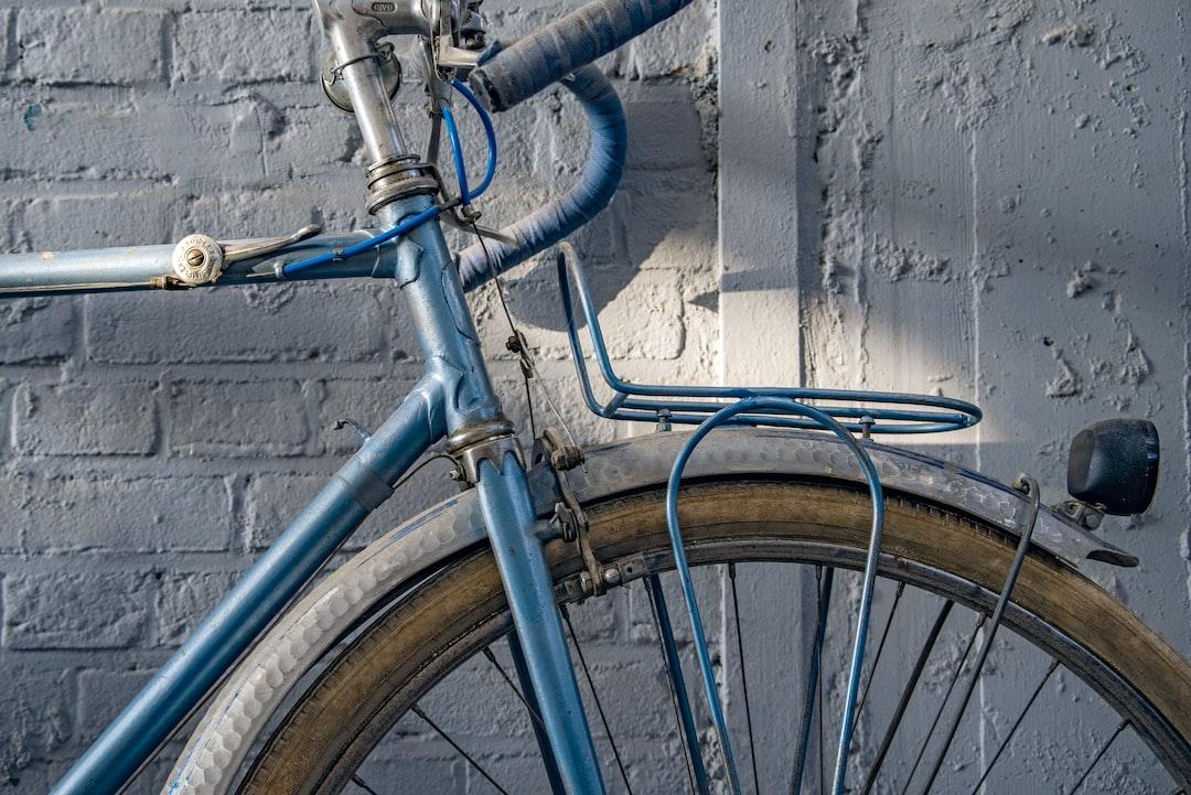 Old bike, at Piet Hein Eek (Dutch Designer)