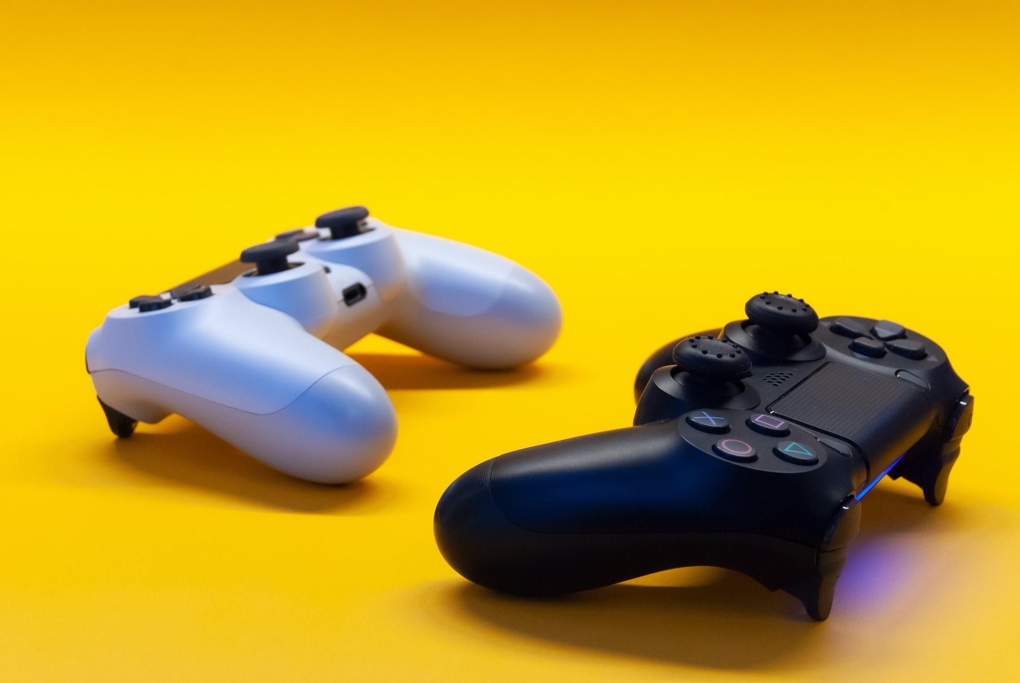 Hvorfor investere i gaming