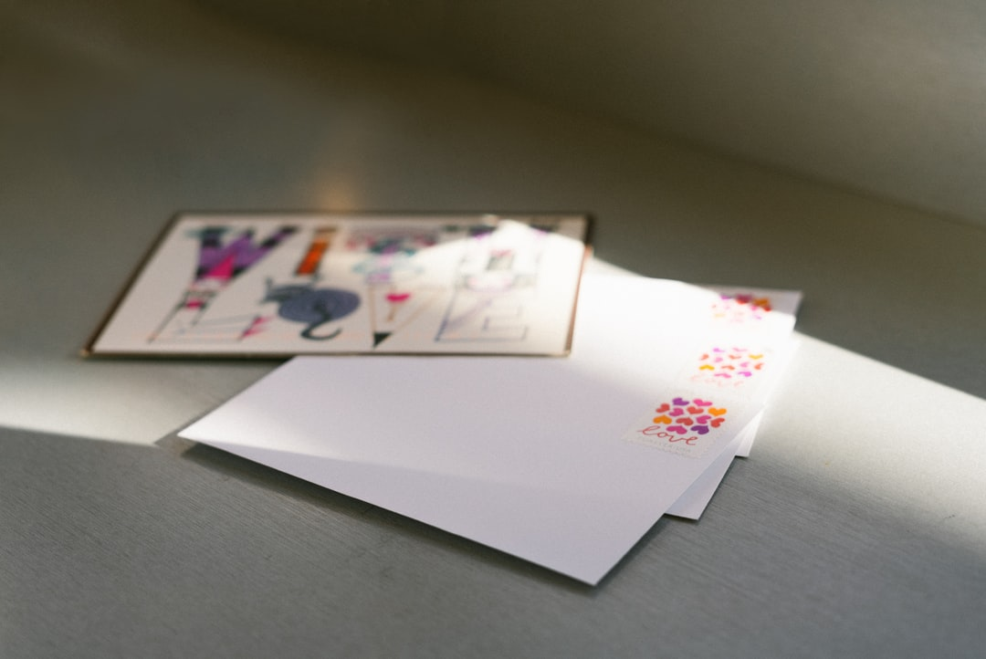 Letters To Loved Ones. - unsplash