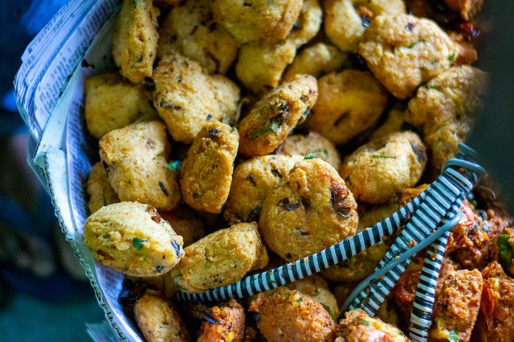 Vegetarian snacks in Sri lanka