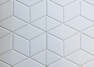 white and gray ceramic tiles