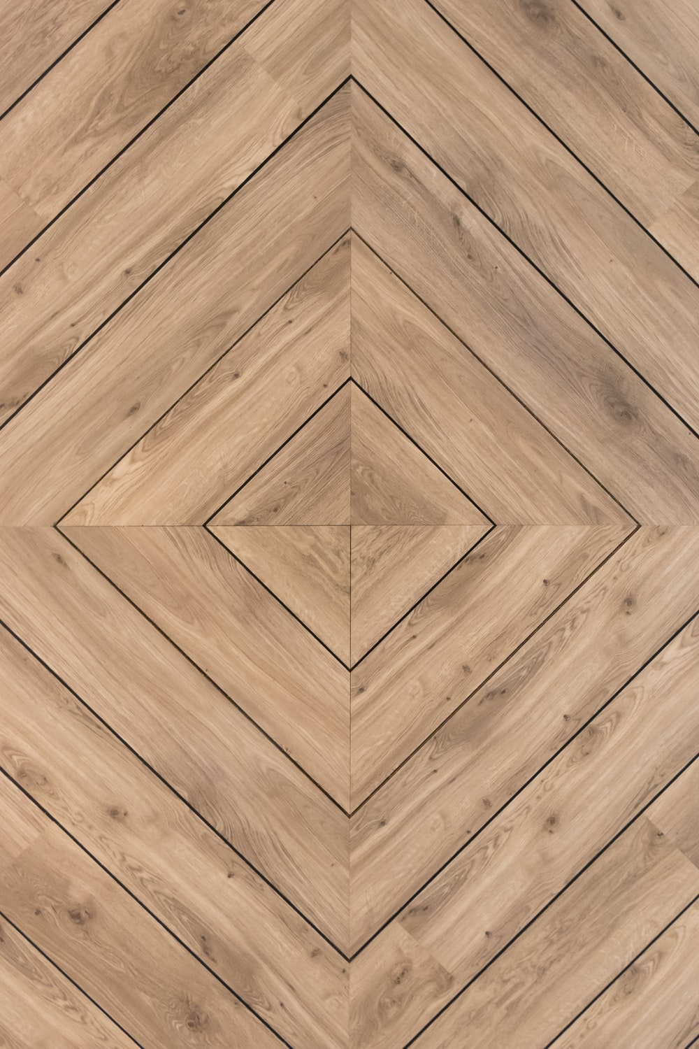 brown wooden parquet floor tiles