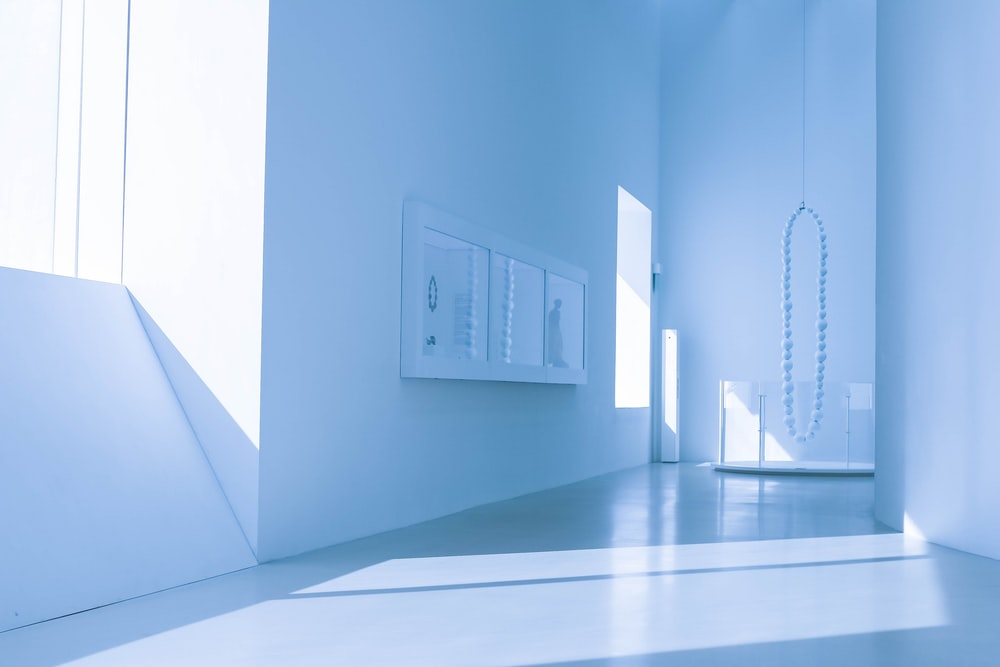 white wall with white switch