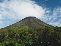 San José - Ecocentro Danaus - La Fortuna/Arenal Vulkan - Thermalquellen
