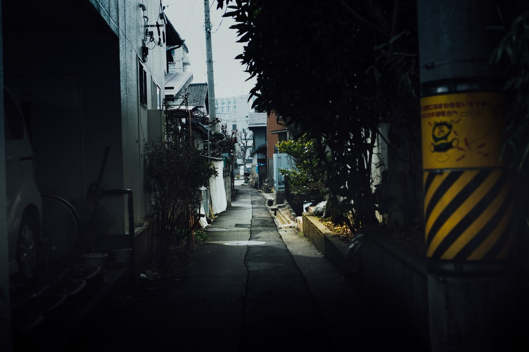 Streets of Nagano - unsplash