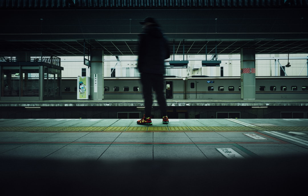 Waiting For the Train - unsplash