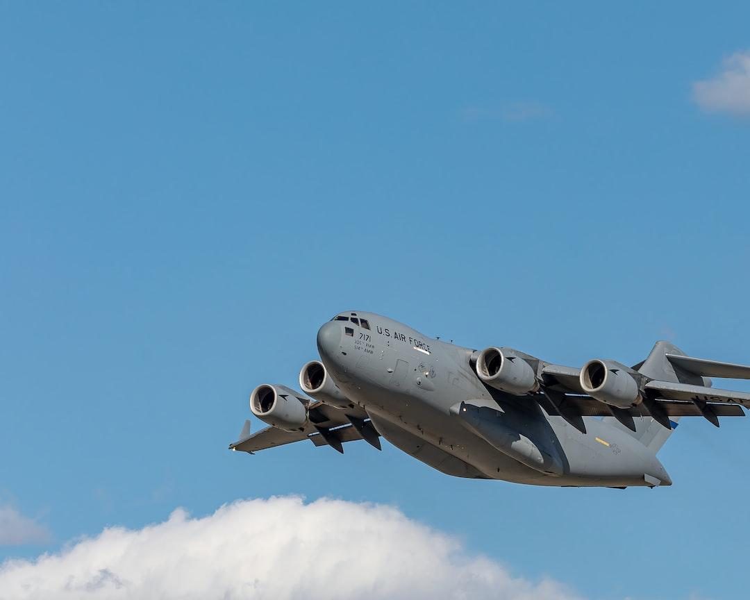 United States Air Force C-17A Globemaster III