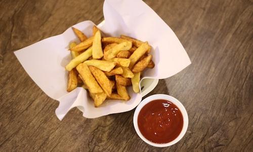 ketchup pickup line