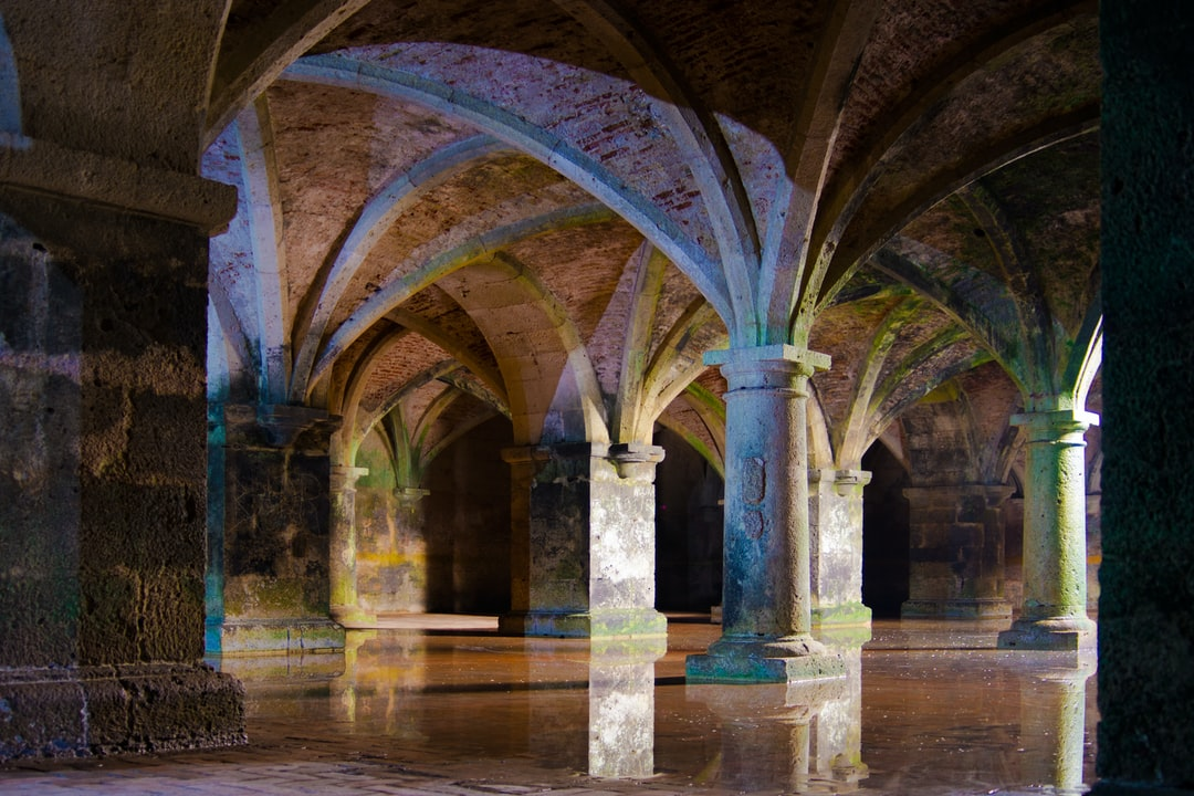 cistern, water, tank, ancient, sacred