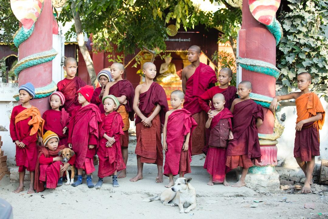 Portrait of Myanmar. - unsplash
