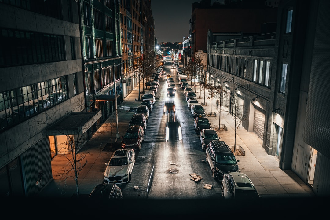 Catching That Traffic By Night - instagram.com/pwellgraf - unsplash