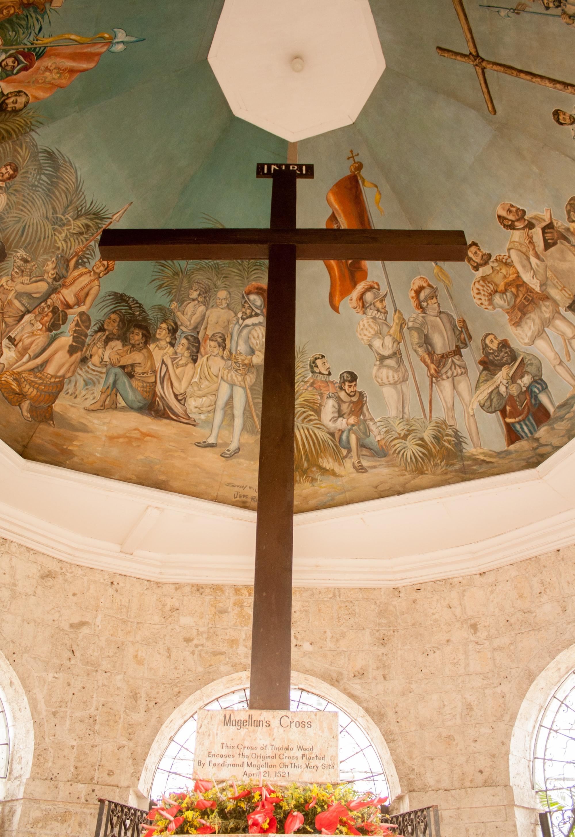 Magellan's Cross at #Cebu