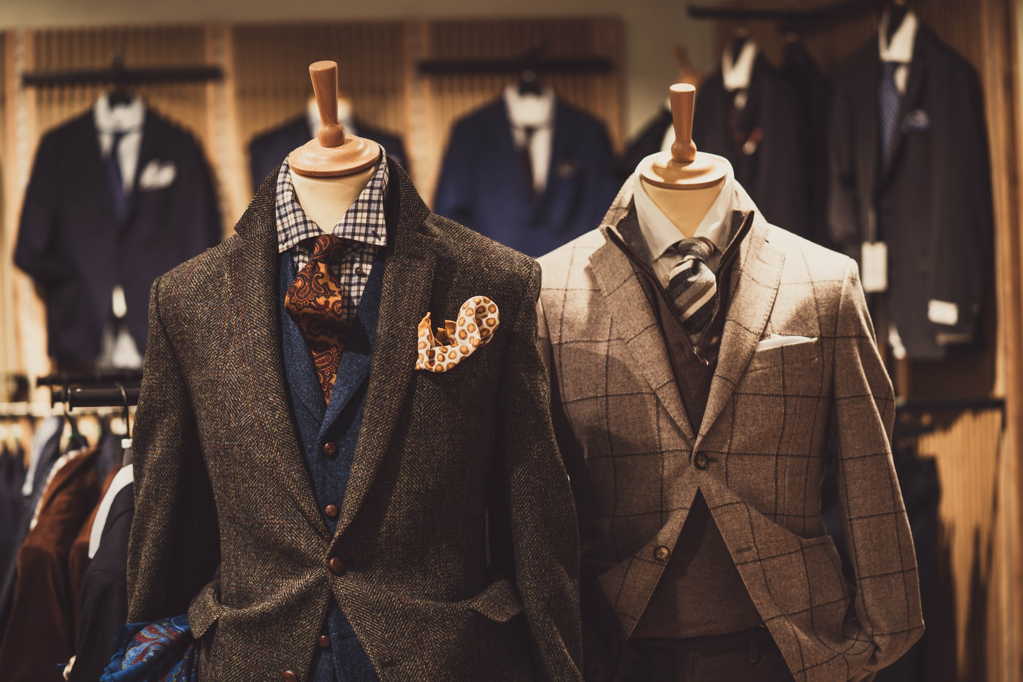 Suit Jackets, Blazers, and Sport Coats: Oh My!