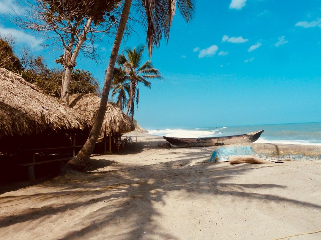 El Zaino, near the Tayrona National Park. Caribbean Sea  North of Colombia  made by rouichi / switzerland