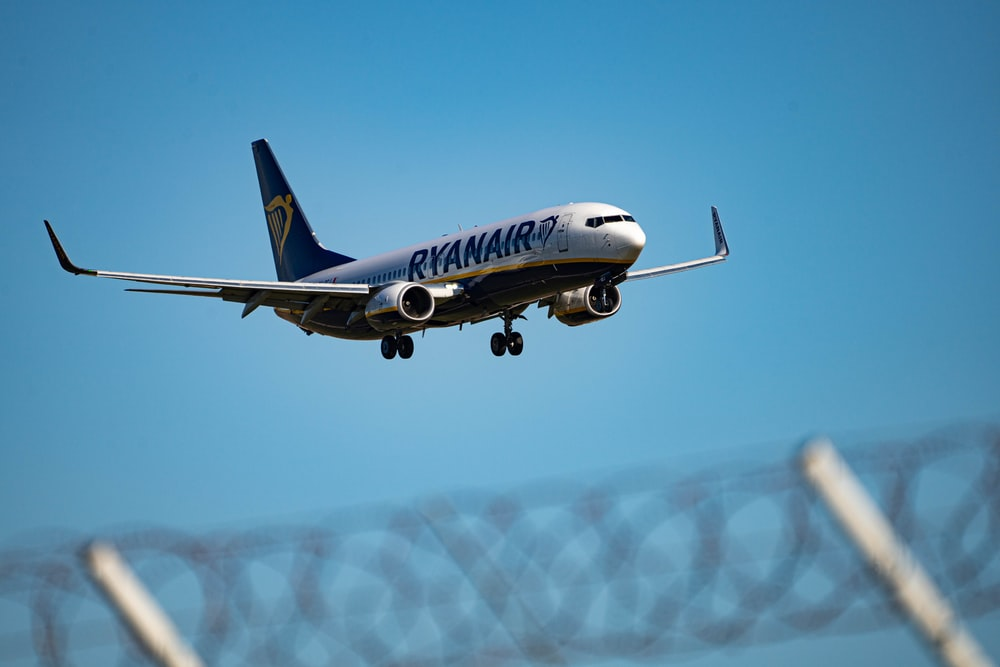 Ryanair operated the most stable schedule on 5th of October