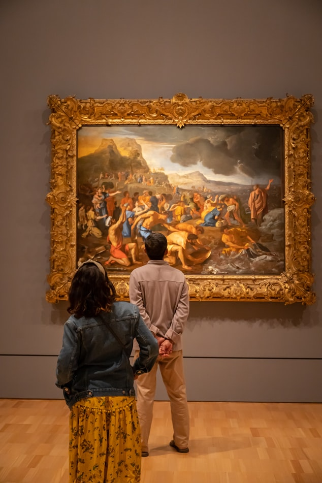 National Gallery of Victoria :Indoor Activities in Melbourne, Australia