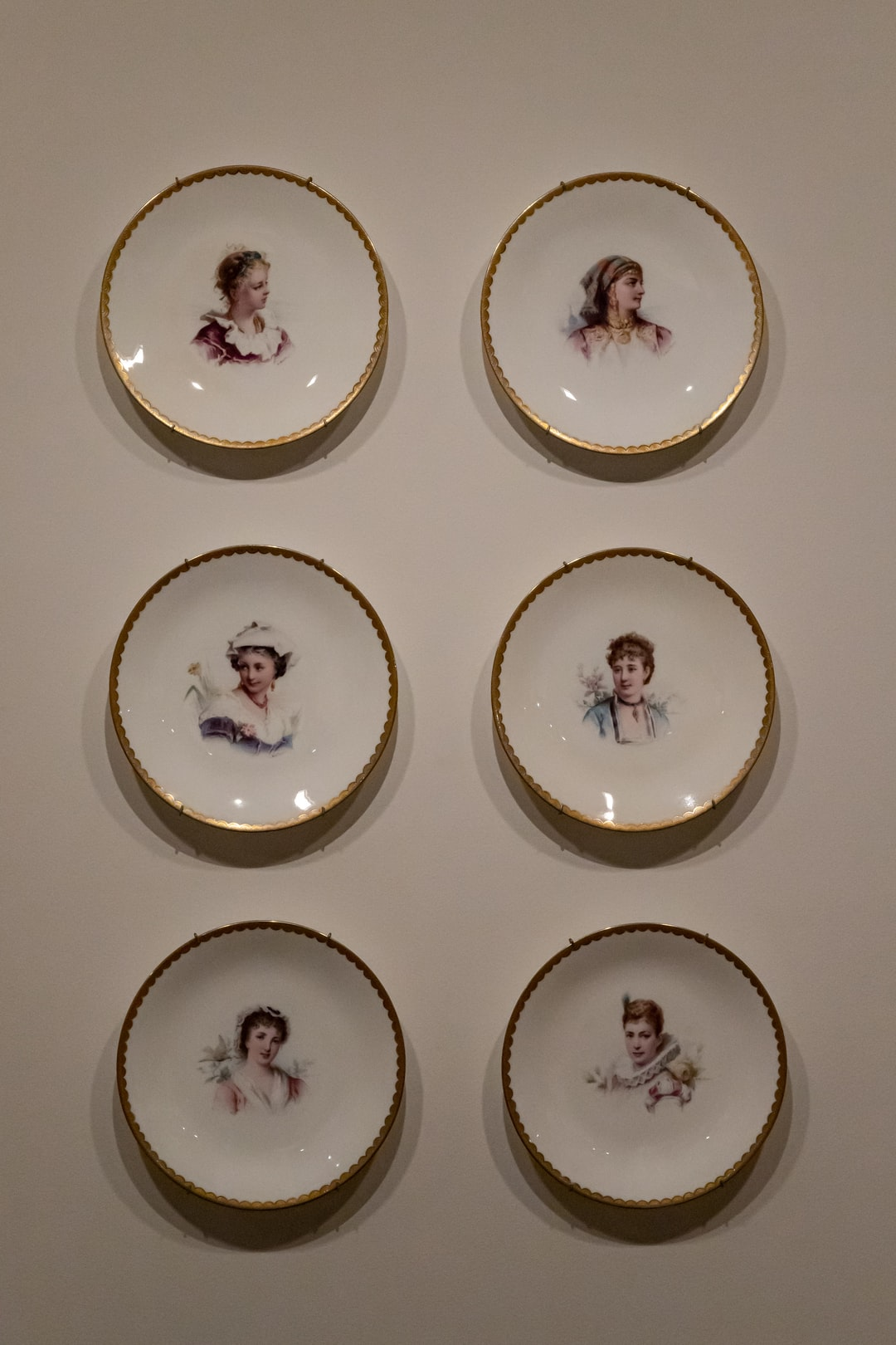 National Gallery Victoria: Plates