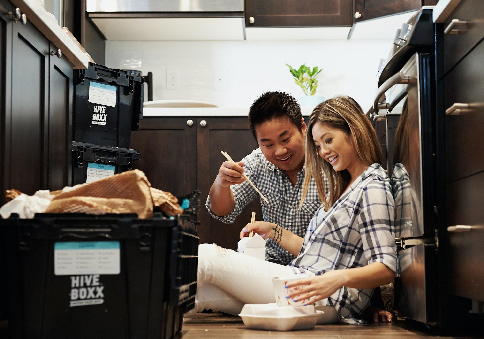 Fem saker att göra när ni flyttar ihop