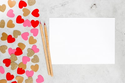 white pink and red heart illustration hearts teams background
