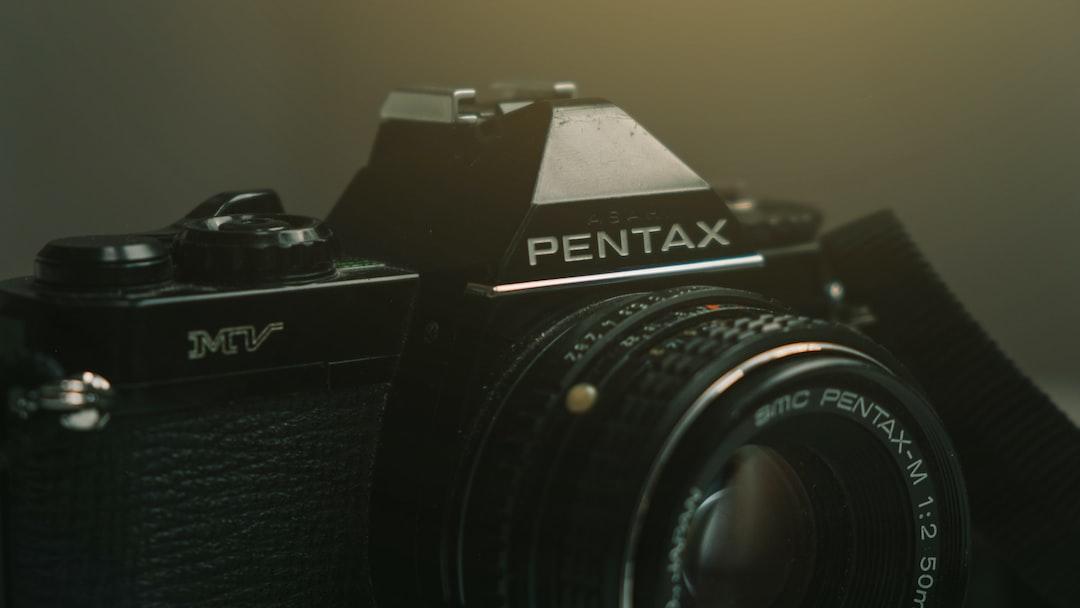 Pentax MV - 35mm SLR analog camera