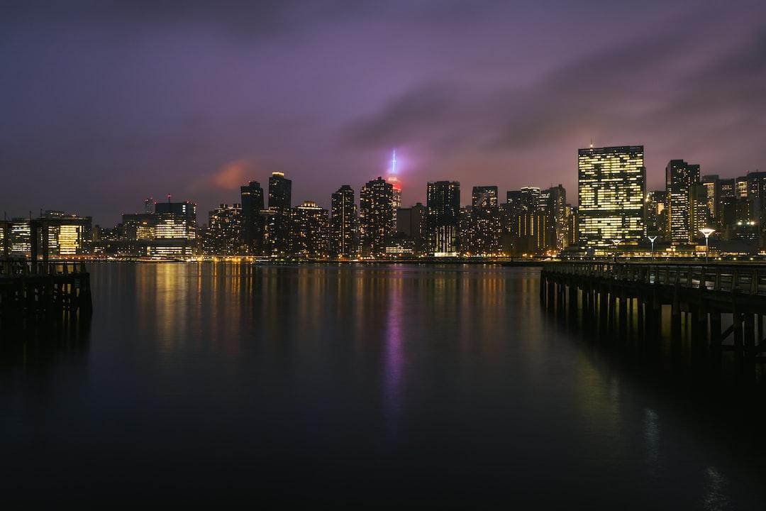 Gotham - unsplash