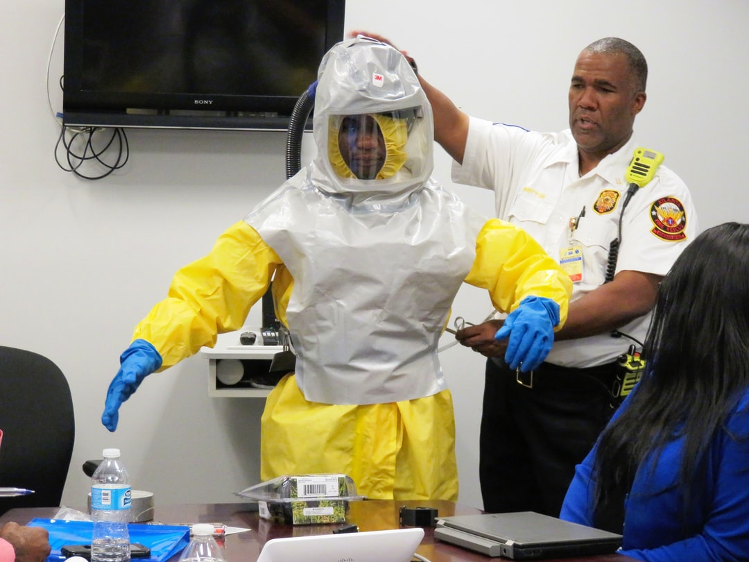 Centers for Disease Control and Prevention (CDC) Quarantine Stations participate in public health preparedness exercises at US international airports, and work with visiting partners from other countries, during public health training exercises. CDC's Atlanta Quarantine Station staff, escort and work with public health partners, visiting from many countries, including Ghana, Cote d'Ivoire, and Sierra Leone.