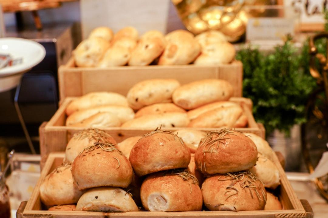 Bread Station - Vikings Buffet